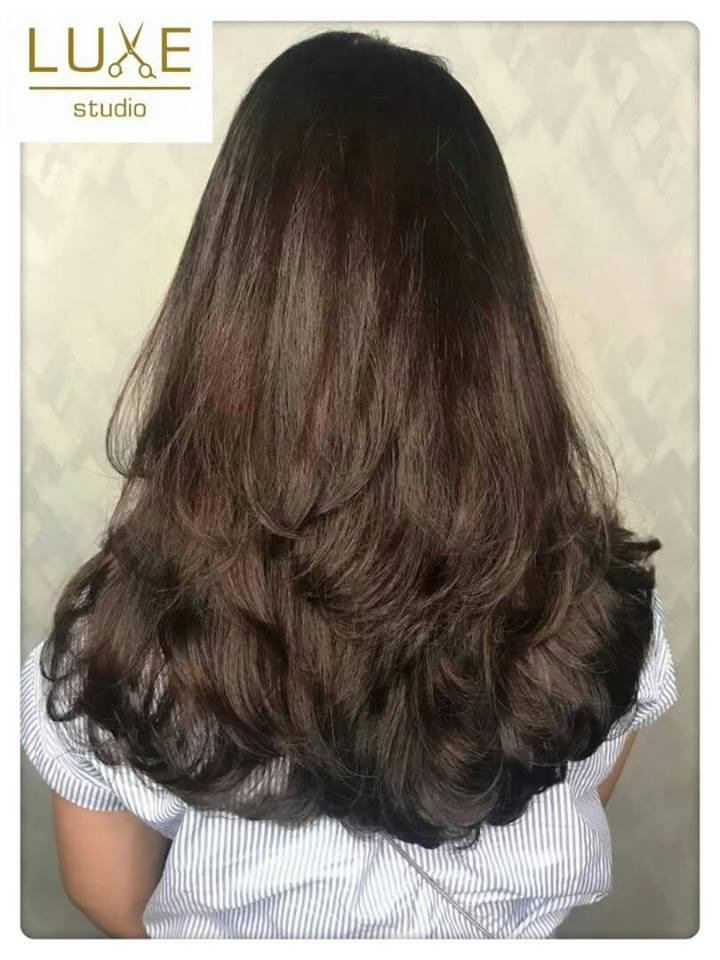 Hair Perm Johor Bahru Luxe Studio