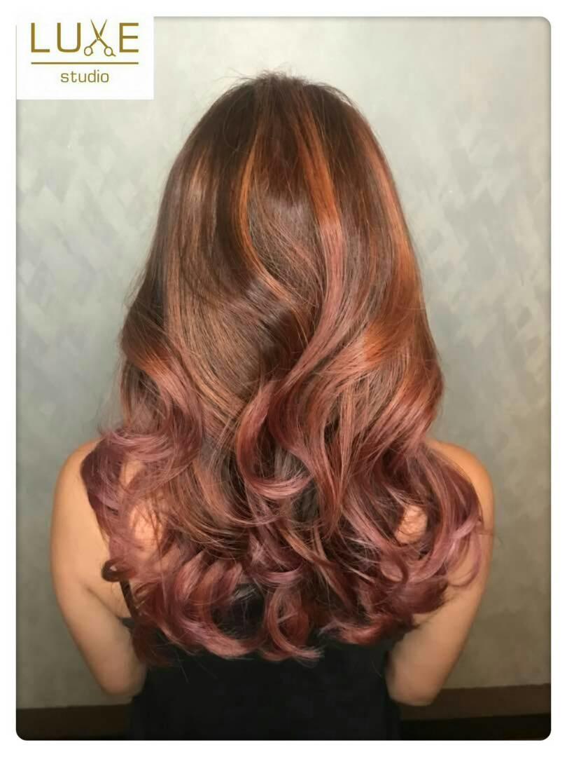 Hair Color Styles JB Luxe Studio